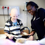 CHT_Oncology patient with nurse